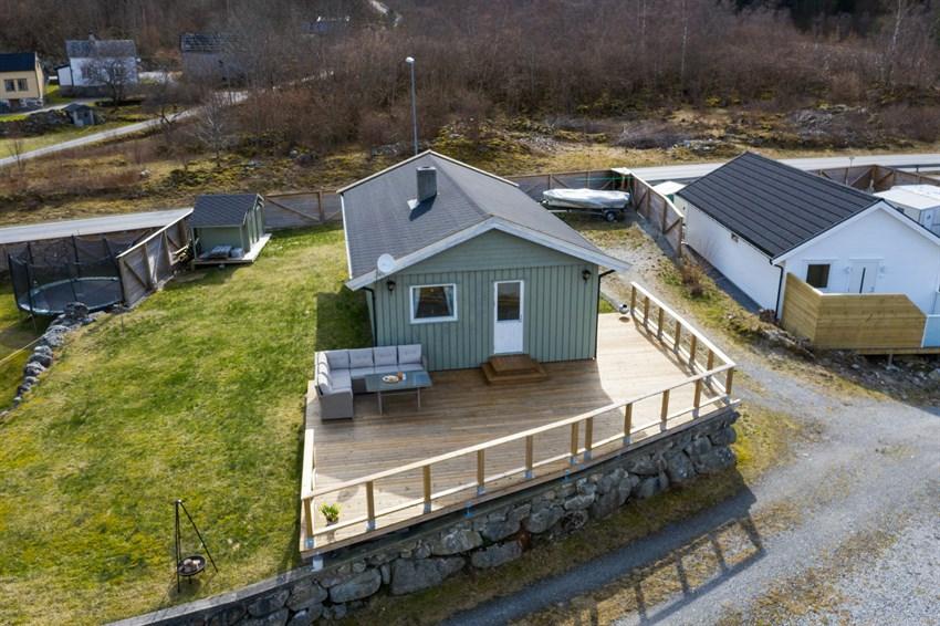 Proaktiv Eiendomsmegling: Velkommen til Erdal Hyttegrend i Eidfjord!