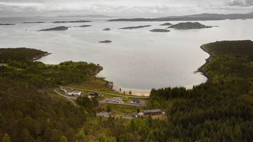 Velkommen til Borvika hyttefelt.