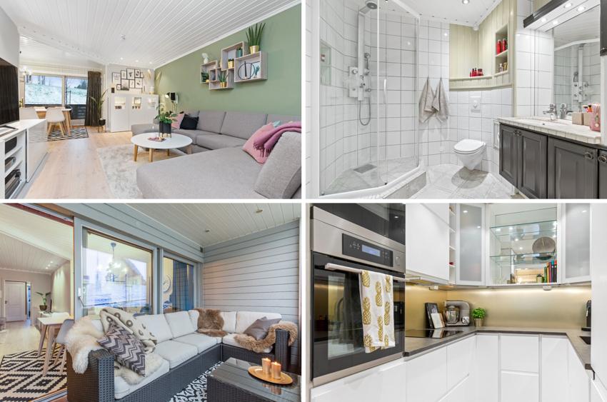 PROAKTIV Eiendomsmegling ved Steinar Skaanes ønsker deg velkommen til en meget pen 3(4)-roms leilighet i Sollia BL.