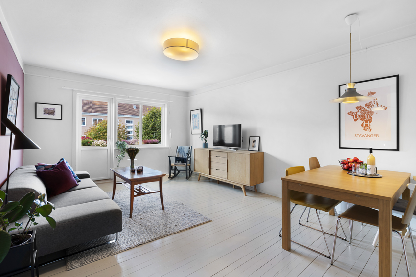 Velkommen til Misjonsveien 4A, leiligheten er presentert av Proaktiv Eiendomsmegling v. Kay Stian Espeland.