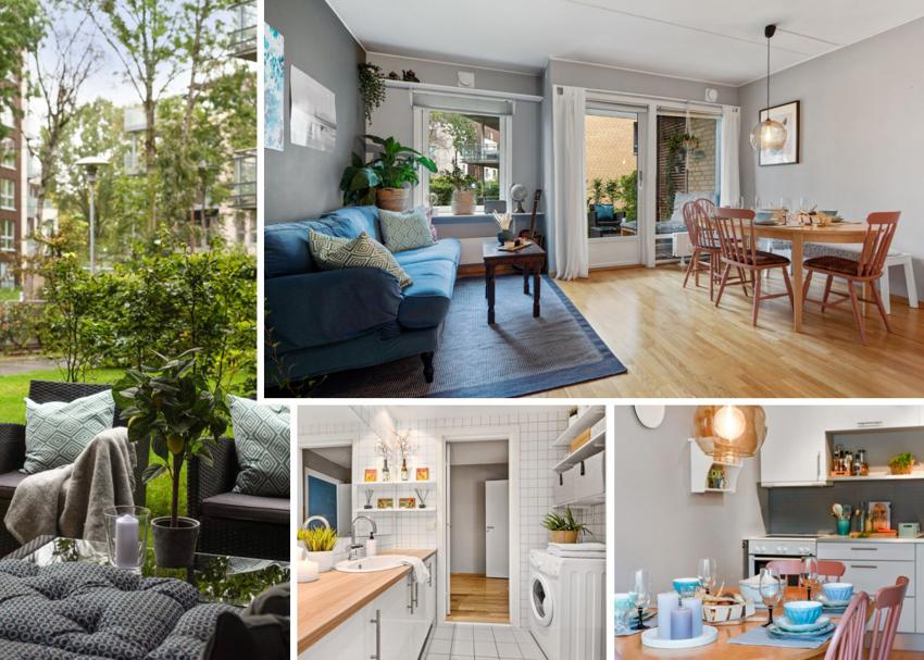Delikat og innholdsrik leilighet til salgs ved Lasse Bastrup - Proaktiv Bolig og Prosjektmegling.