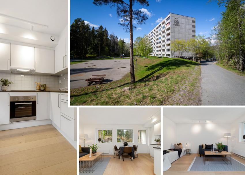 Ammerudveien 64 til salgs ved Stein Erik Lie - Proaktiv Bolig og Prosjektmegling.