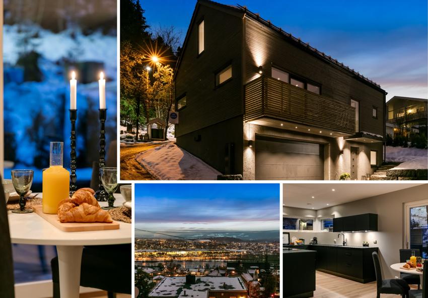 Velkommen til Karl Knattens veg 3 B - en lekker, stilren og nyoppført bolig!