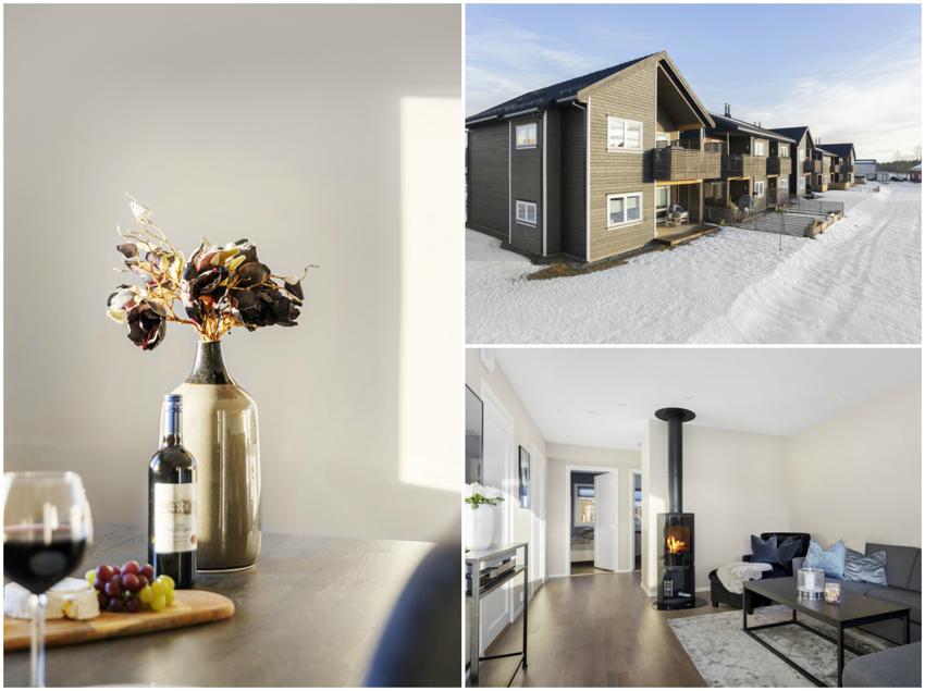 Proaktiv Eiendomsmegling v/ Lise Blomberg ønsker velkommen til Myrsnipevegen 19 b i Maura - ett nyere boligfelt!