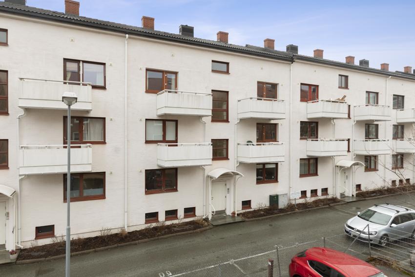 PROAKTIV Eiendomsmegling ved Mads Kirkeslett presenterer en 2-roms leilighet på Lademoen med stort potensiale!
