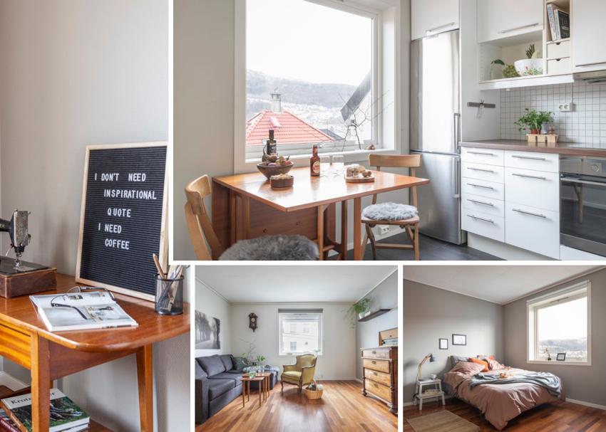 Med glede presenterer jeg denne supre 2 roms leiligheten i Søndre Skogveien 22M