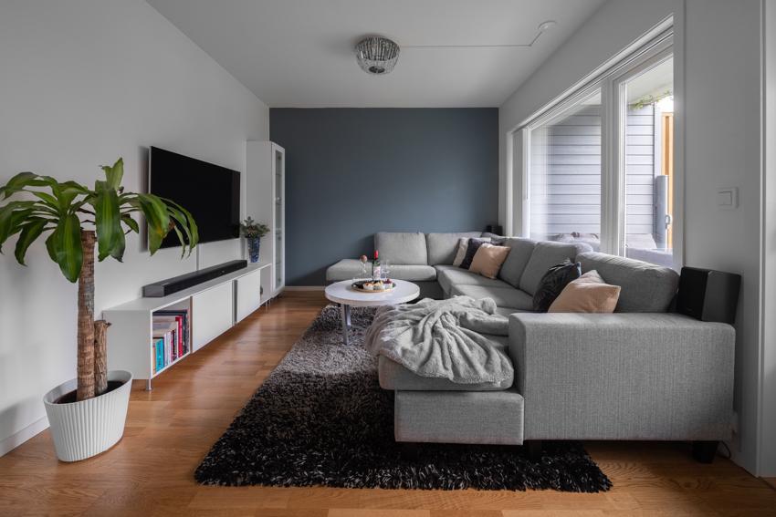 Proaktiv Eiendomsmegling har fått for salg en lekker bolig med kjekk beliggenhet på Bogafjell.