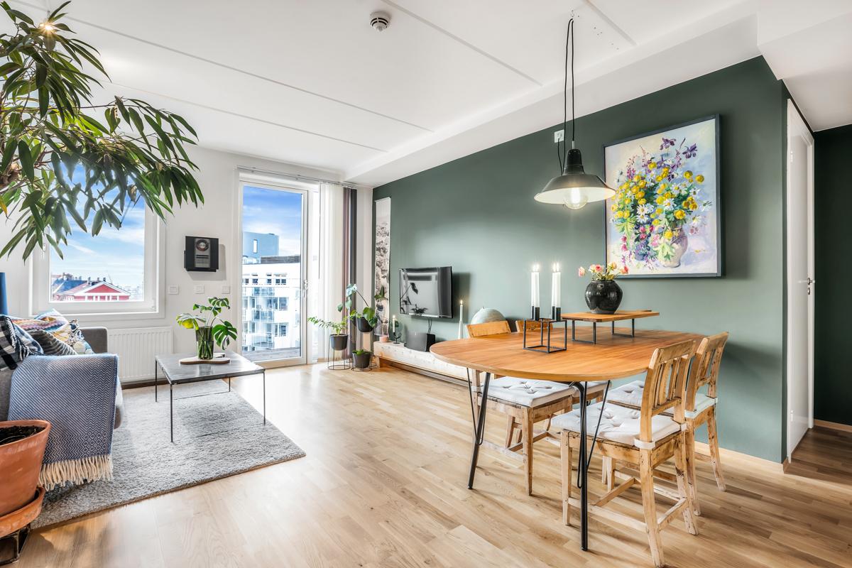 Velkommen til Konows gate 3B, presentert av Schala & Partners avd. Bjørvika / Gamle Oslo ved Henrik Jensen, tlf. 996 92 427.