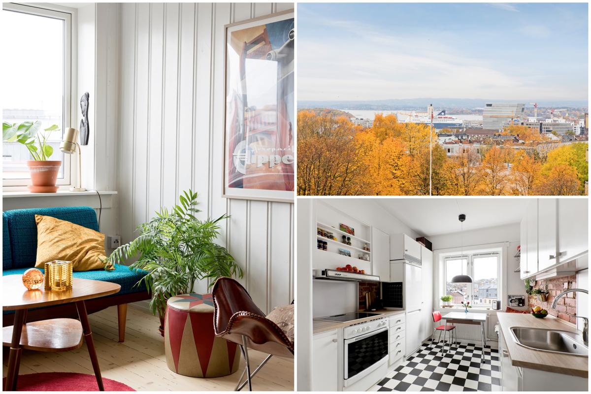 Velkommen til Galgeberg 3F, presentert av Schala & Partners avd. Bjørvika / Gamle Oslo ved Mats Ergo, tlf.91 56 60 81.