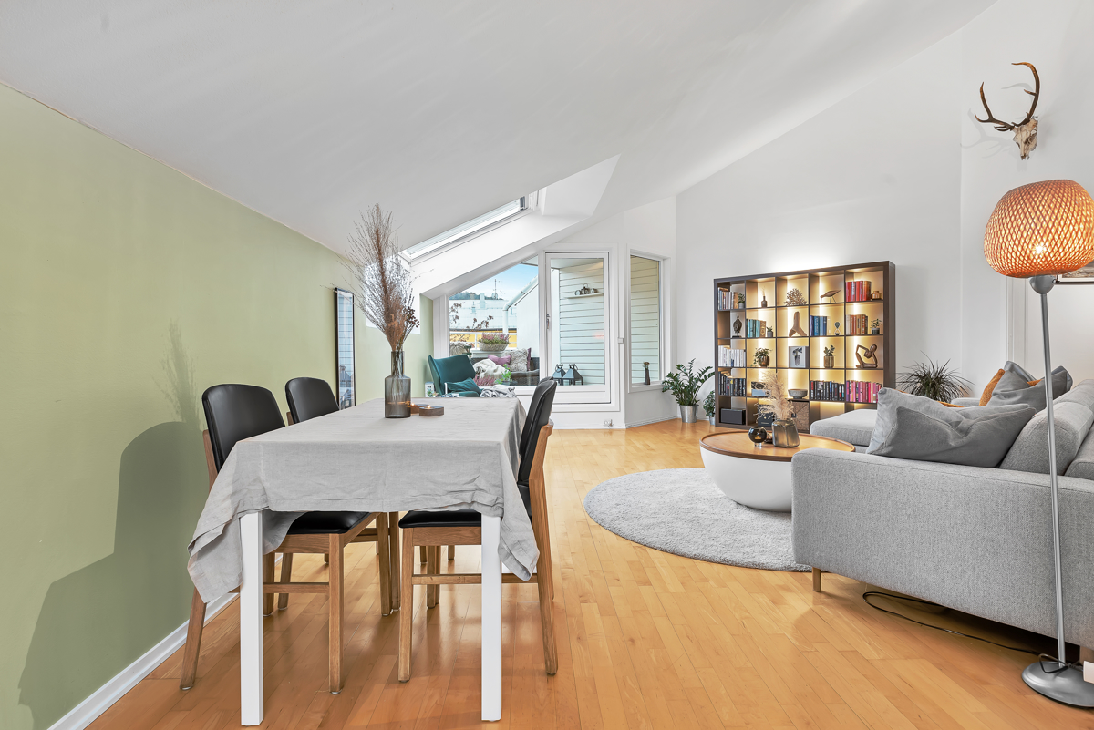 Velkommen til Schweigaards gate 63, presentert av Schala & Partners avd. Bjørvika / Gamle Oslo ved Henrik Jensen, tlf. 996 92 427.