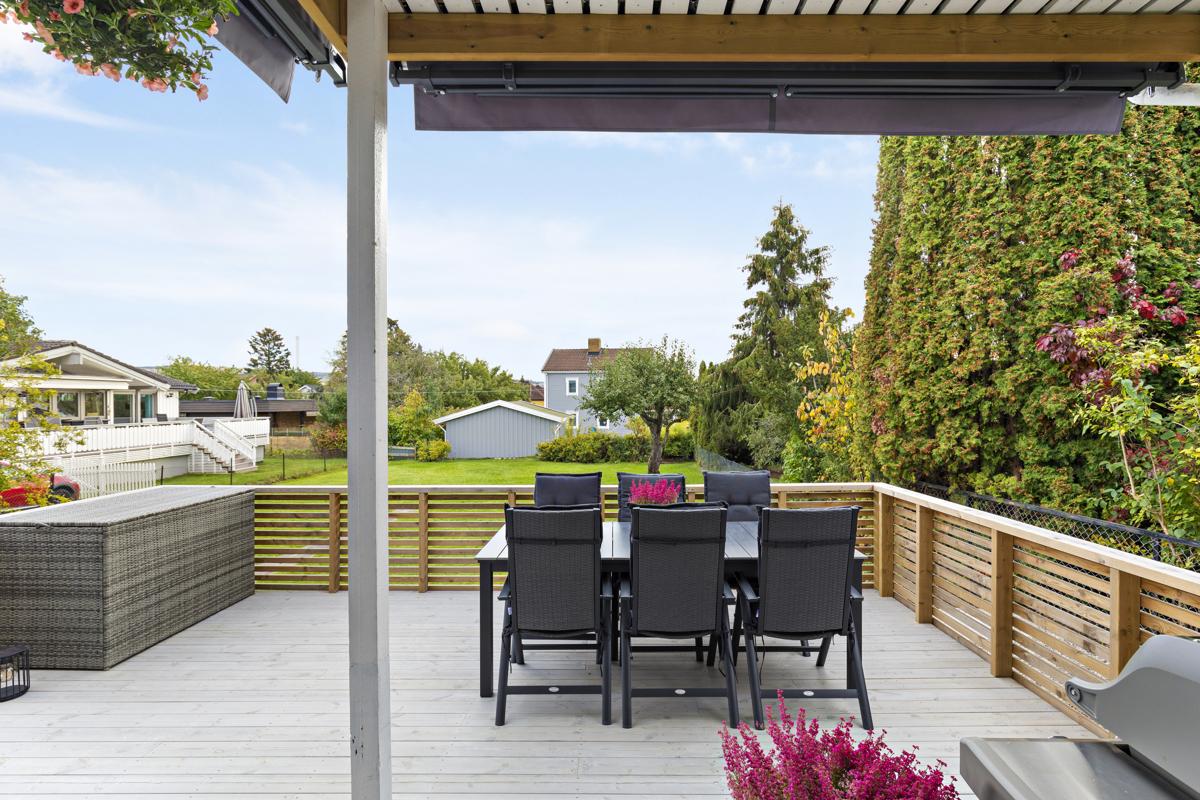 Kjerstin Falkum (tlf 922 04 707) ved Schala & Partners har gleden av å vise og presentere denne lekre boligen i Anton Tschudis vei 3B!