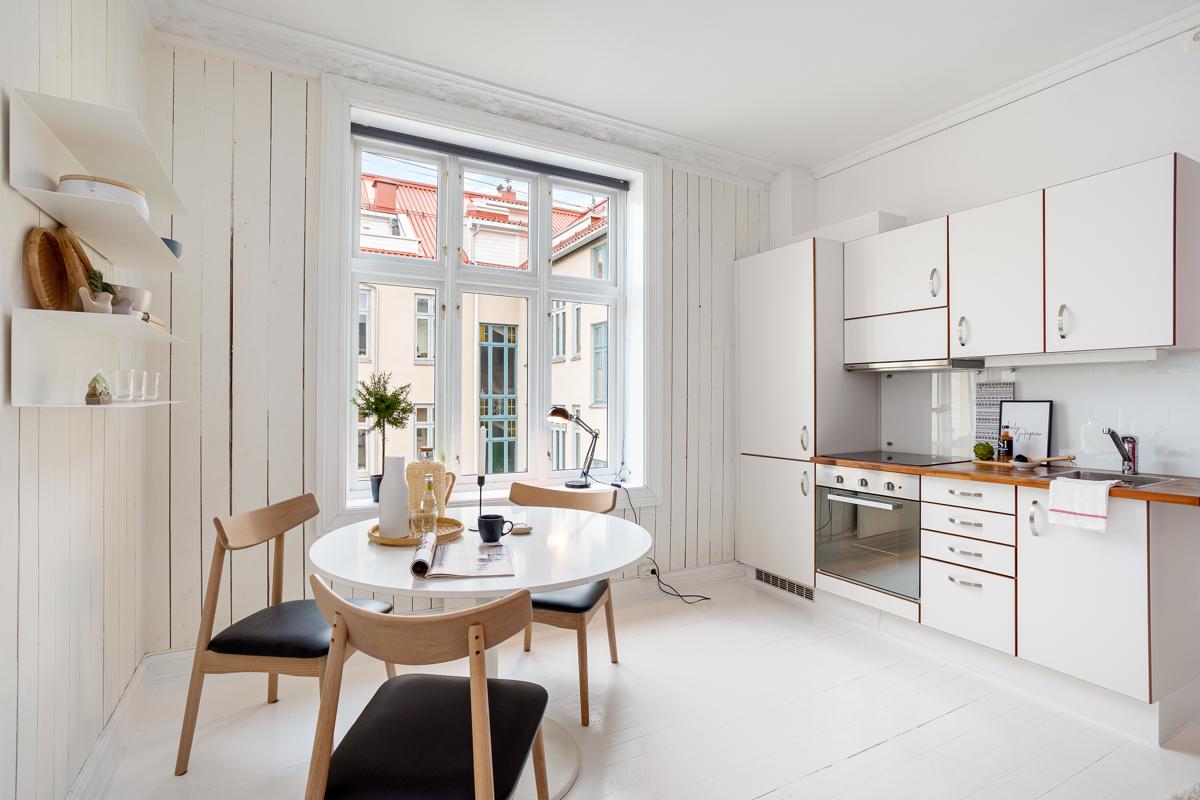 Velkommen til Arbos gate 1 B. Leiligheten er presentert av Oscar A. Halsen i Schala & Partners eiendomsmegling.