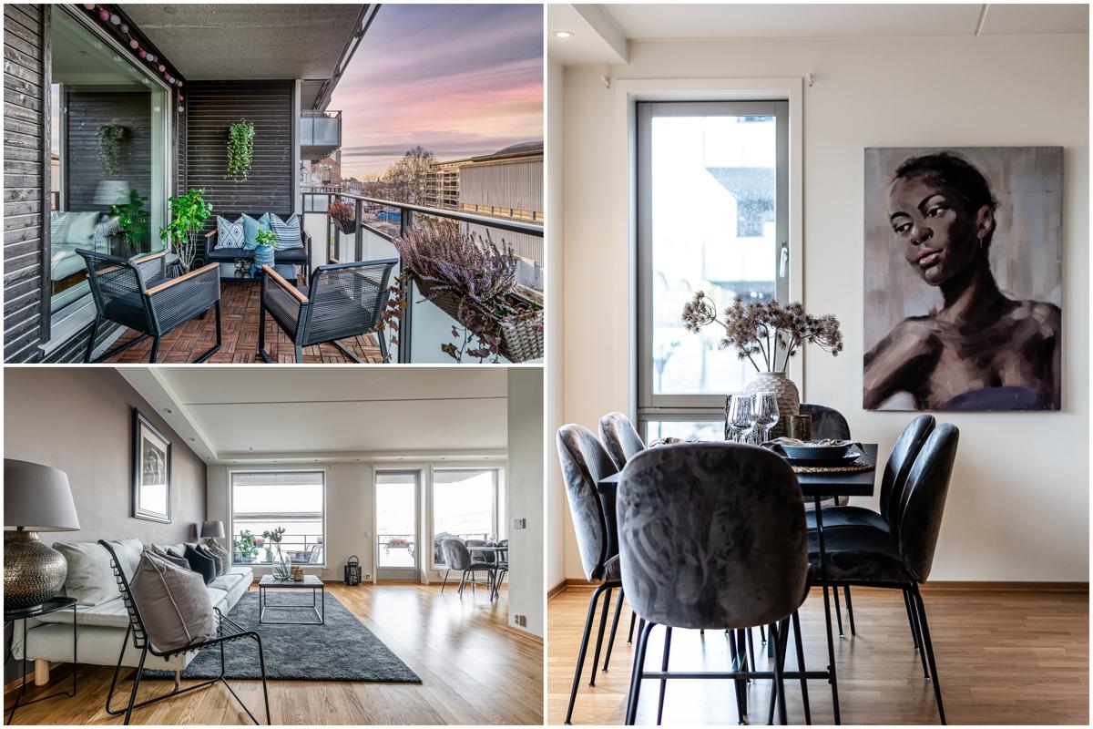Velkommen til Malerhaugveien 34A, presentert av Schala & Partners avd. Bjørvika / Gamle Oslo ved Mats Ergo, tlf. 91 56 60 81.