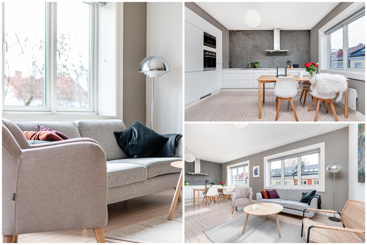Velkommen til Rosenlundgata 6, presentert av Schala & Partners avd. Bjørvika / Gamle Oslo ved Linus Juell, tlf. 98 64 77 21.