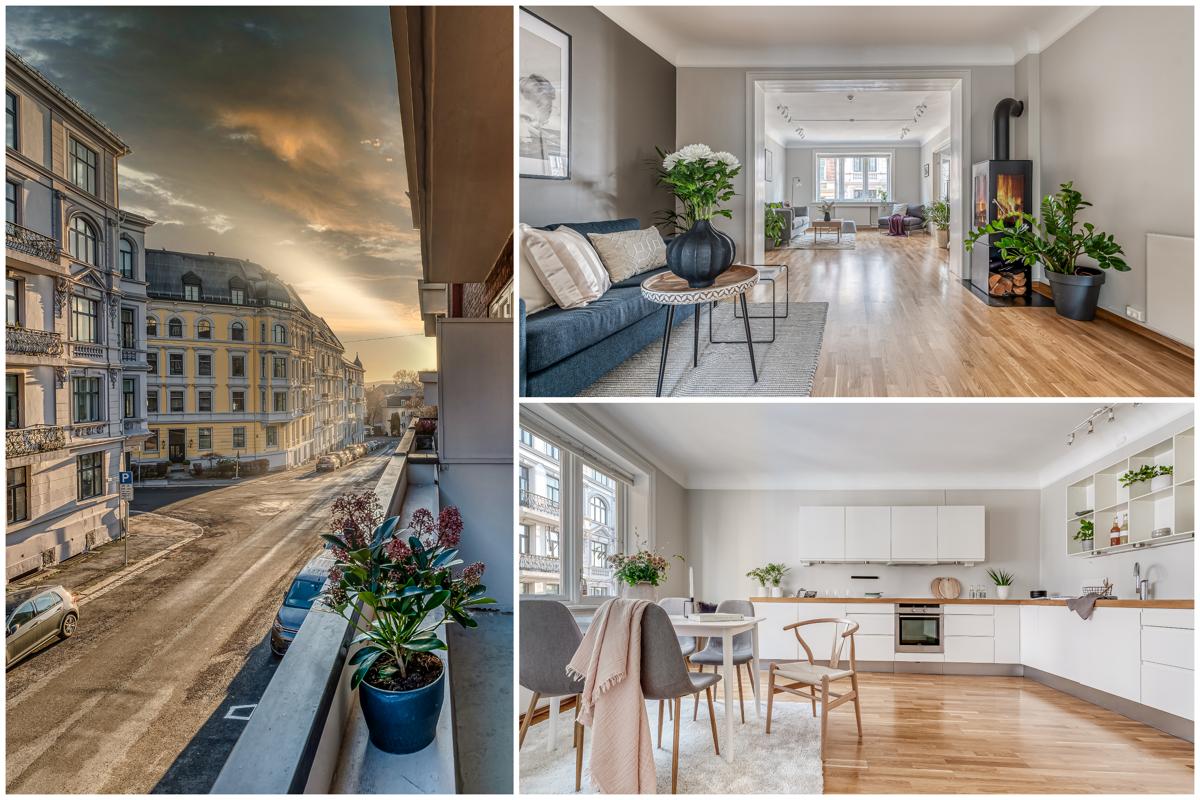 Velkommen til Erling Skjalgssons gate 16 A, presentert av Schala & Partners avd. Bjørvika / Gamle Oslo ved Linus Juell, tlf. 98 64 77 21.