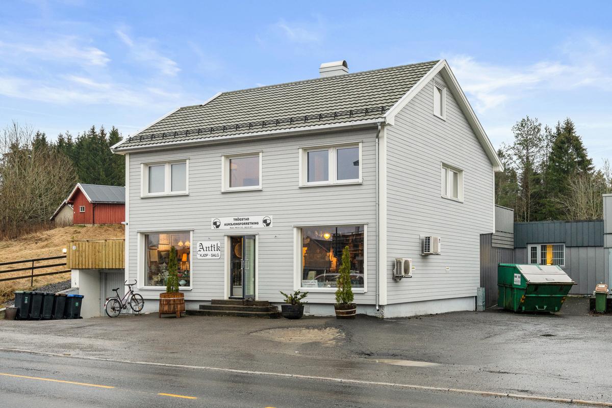 Velkommen til Hølandsveien 2!
