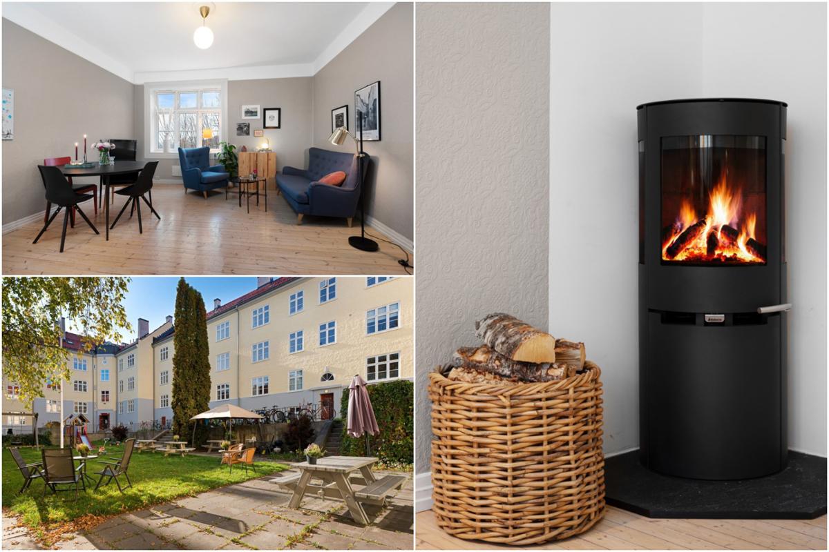 Steffen Usterud (tlf 924 99 143) ved Schala & Partners har gleden av å presentere denne flotte leiligheten i Johan Selmers gate 10!