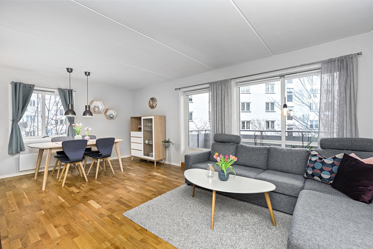 Steffen Usterud (924 99 143) ved Schala & Partners har gleden av å presentere denne leiligheten i Amtmann Meinichs gate 7!