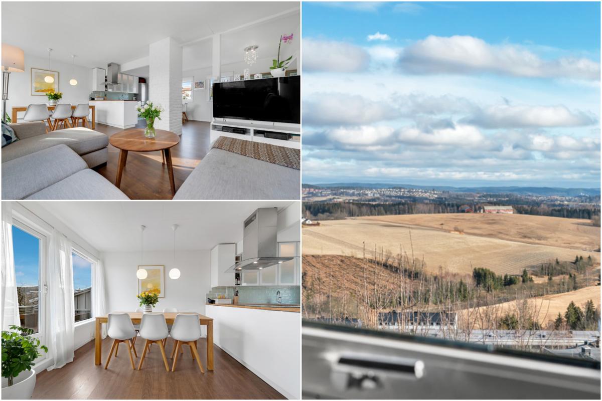 Torfinn Sørvang (tlf 977 59 812) ved Schala & Partners har gleden av å presentere denne boligen i Likollen 60A!