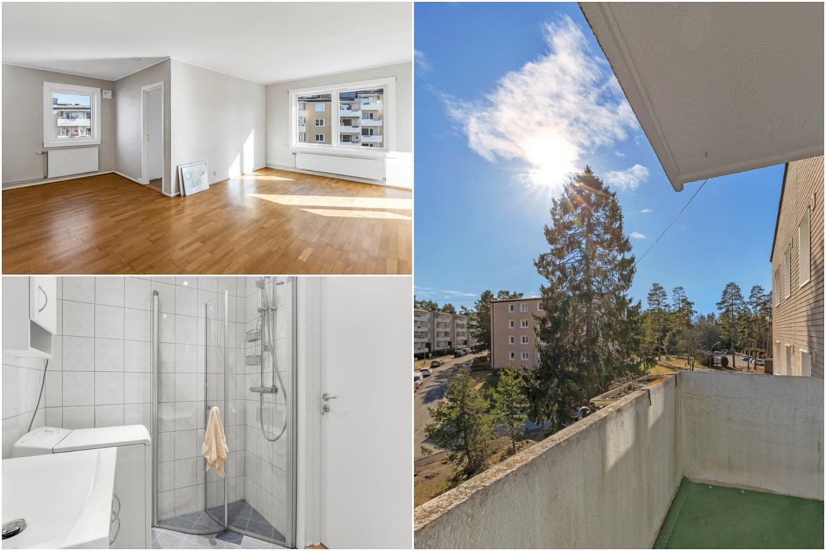 Torfinn Sørvang (tlf 977 59 812) ved Schala & Partners har gleden av å presentere denne leiligheten i Grusveien 5!