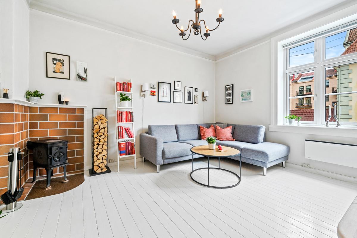 Torfinn Sørvang (tlf 977 59 812) ved Schala & Partners har gleden av å presentere denne leiligheten i Hegermanns gate 6A!