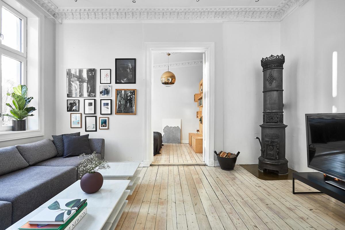 Schala & Partners v/ Anders Sveen har den store glede av å presentere en klassisk perle på populære Bislett/Homansbyen