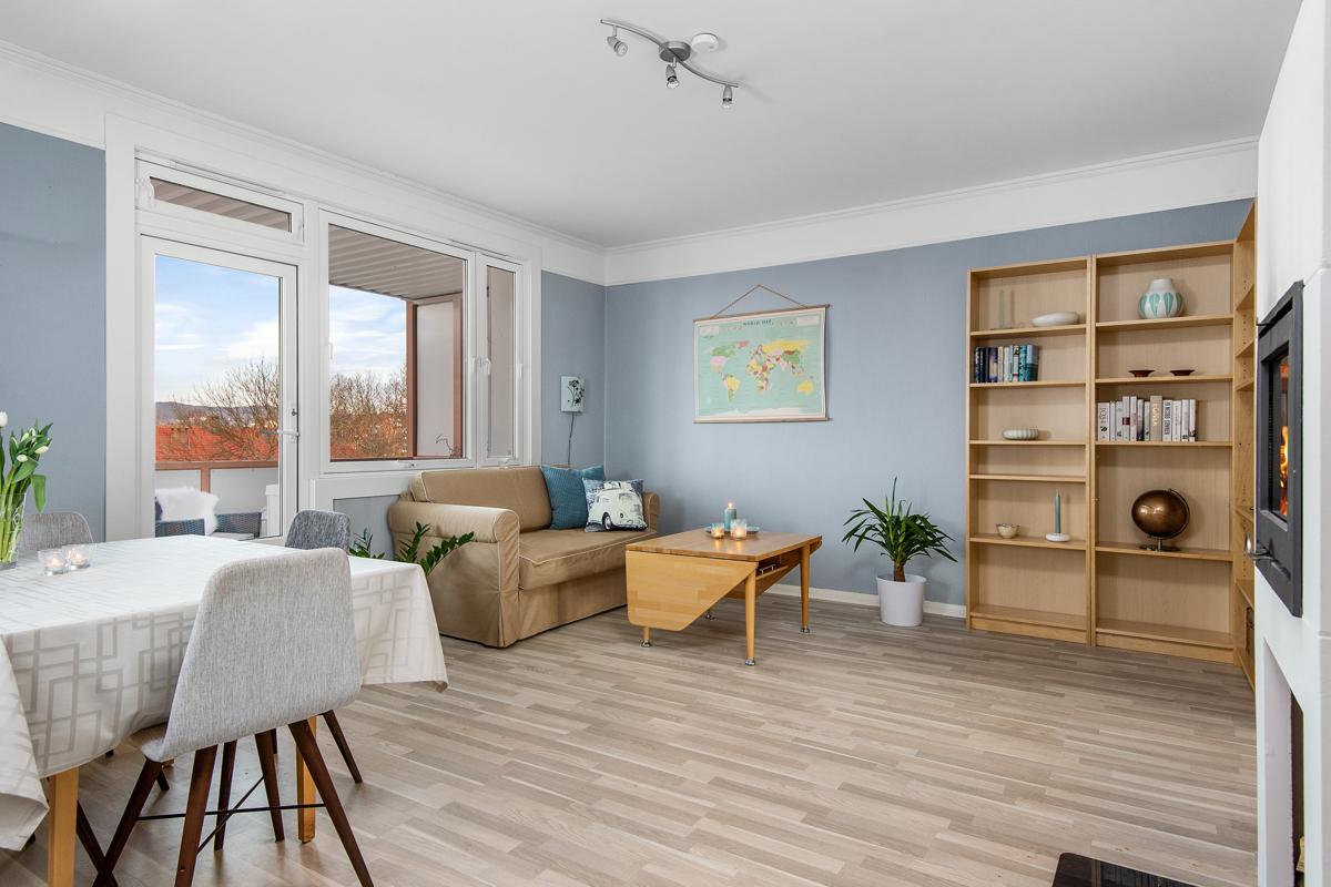 Steinar Hånes (957 71 033) i Schala & Partners har gleden av å presentere denne leiligheten i Vallefaret 8!